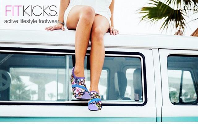 FITKICKS超轻弹力鞋
