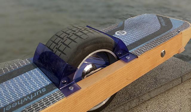 Surfwheel独轮平衡电动滑板 首发试用
