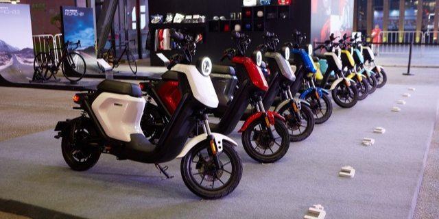 小牛电动新国标前发布新款电动车 并首推专业运动自行车品牌 NIU AERO