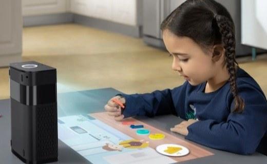 「CES 2020」投影这么会玩?会教育会做饭还指导健身,未来智慧家庭就这样