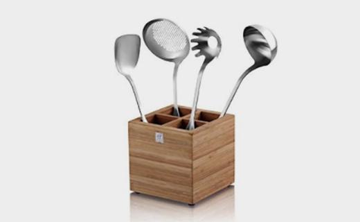 雙立人炊具5件套:精湛德國工藝,經久耐用不生銹
