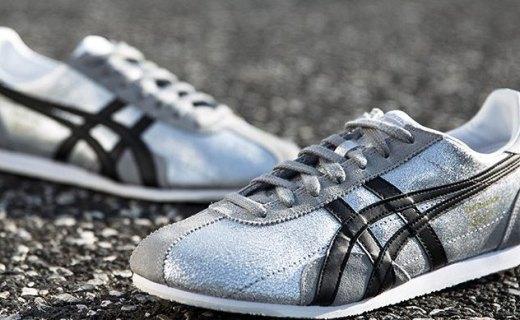 鬼塚虎運動休閑鞋:織物材質舒適透氣,經典創新款時尚百搭