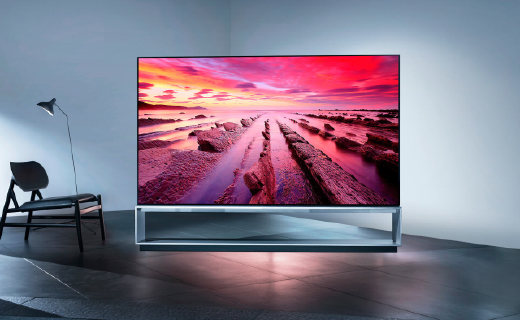 "LG推出SIGNATURE""璽印""8K OLED系列電視,售價24.5萬元"