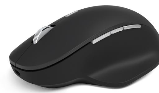拒絕鼠標手!微軟新精準鼠標:支持3設備+自定義