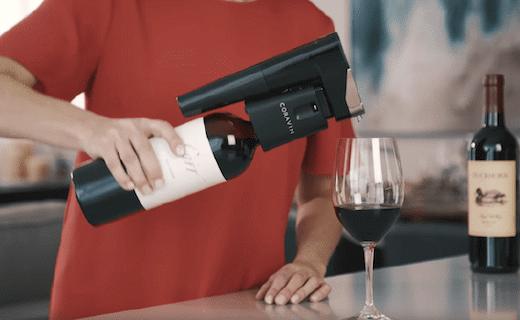 開瓶蓋都智能化了?不掀蓋就能喝,還自帶保鮮功能