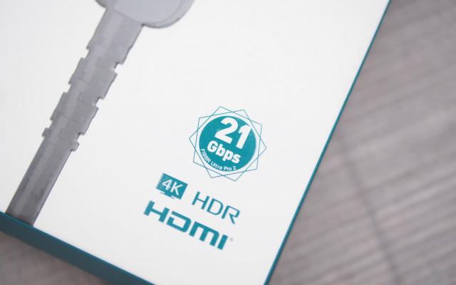 首款21Gbps HDMI线——fibbr UltraPro