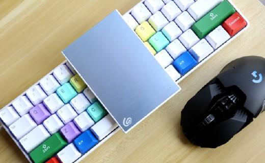 「體驗」大容量移動硬盤:輕薄便攜,銘記每一個重要的細節