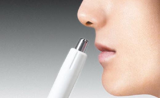 松下ER-GN20-K405鼻毛修剪器:雙刃頭剪修安全,還可修睫毛