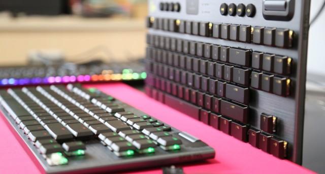 超薄旗艦機械鍵盤橫評:羅技G913 TKL與 MX10.0