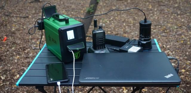 野外用電不用愁-持力X3戶外便攜式移動電源