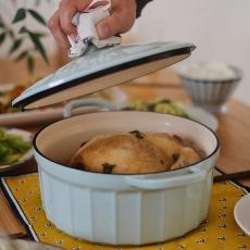 北鼎(Buydeem) 琺瑯 鑄鐵鍋