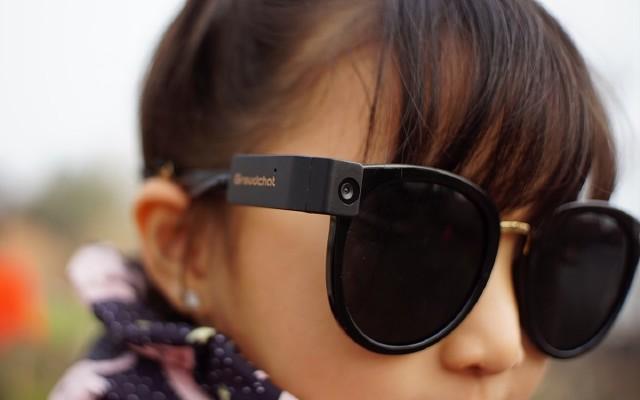 我的眼镜会拍照,Groudchat镜拍带来更多新玩法