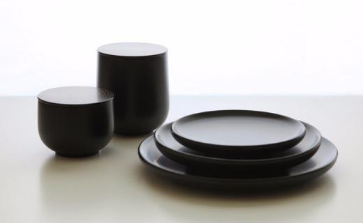 全新極簡風餐具:傳統工藝與現代激光技術大融合