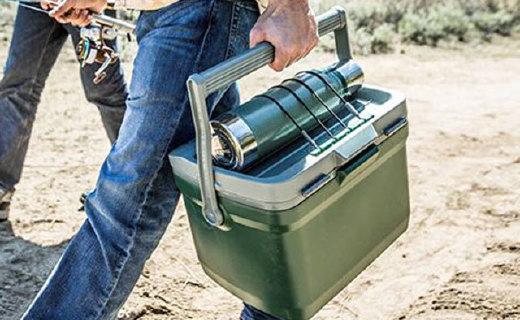 史丹利Adventure系列保温箱:坚固耐用长效保温,15升大容量