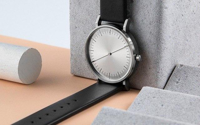 simpl   ONE系列銀盤手表