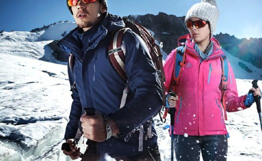 PELLIOT登山服:防風防水透氣三重功能,搖粒絨保暖舒適