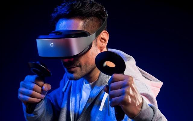 大朋VR頭盔E3定位套裝