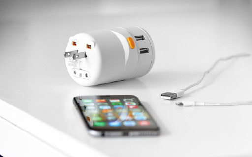 专为Mac设计的万能插头,让你全球畅游无忧