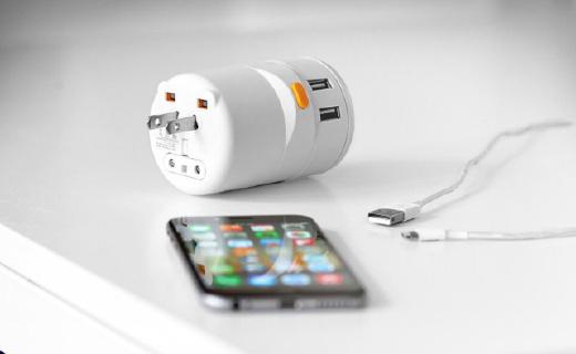 專為Mac設計的萬能插頭,讓你全球暢游無憂