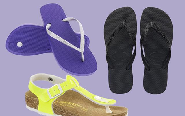 拖鞋橫評:哪款拖鞋更顯你的大長腿?