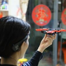 意念控制,体验不一样的微型无人机