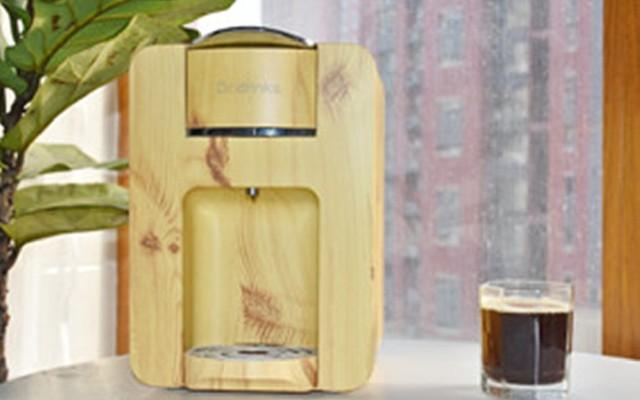 便捷和藝術性兼具的小確幸,Dr.Drinks叮咚膠囊咖啡機