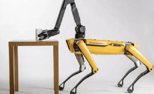 搶飯碗?波士頓動力推出遠程管理系統,Spot機器人新增牧羊功能