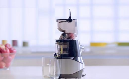 Thermos原汁機:低速慢磨無殘渣,暢飲健康原汁
