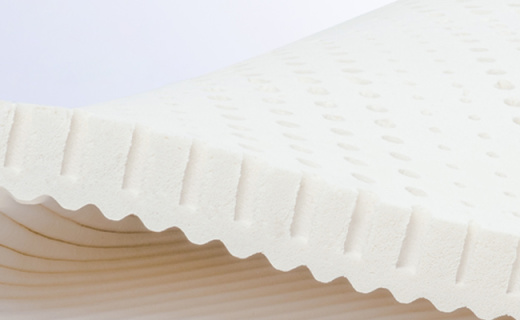 冬暖夏凉的双面乳胶床垫,一?#25293;?#24403;两张睡
