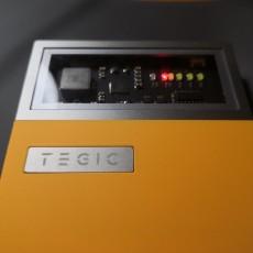 TEGIC 冰格透视移动电源manbetx万博体育平台万博体育max下载