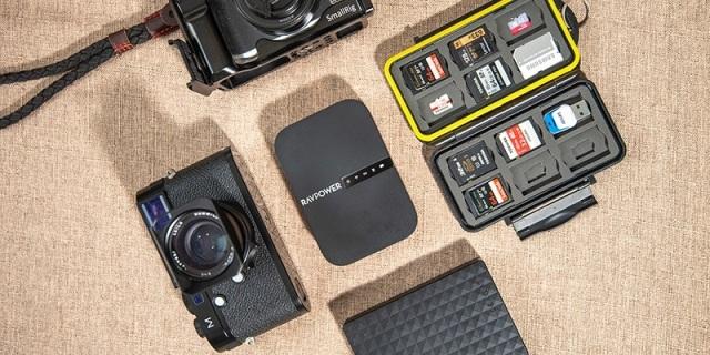 出門拍照還帶電腦?旅行攝影師必備,用它解決你多項煩惱!