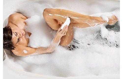 博朗脱毛器:夹轮技术提拉系统,贴合肌肤轮廓轻松操作