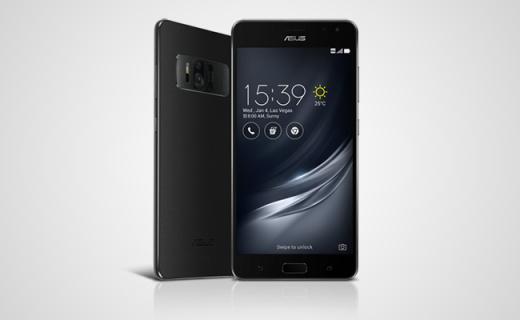 华硕Zenfone AR手机,8GB内存、AR和VR通吃