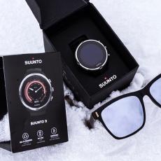 雪山奔袭 | 颂拓 (SUUNTO) 9 精英版,比你想象中还爽的的户外手表