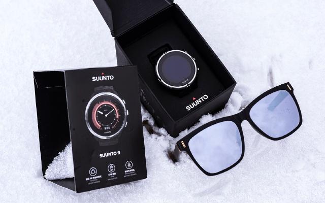 雪山奔襲 | 頌拓 (SUUNTO) 9 精英版,比你想象中還爽的的戶外手表