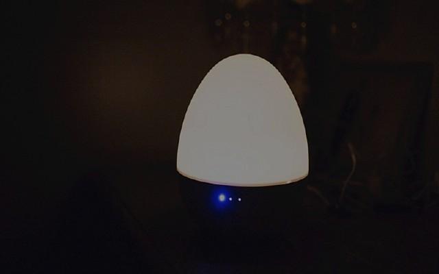 她不仅是加湿器,更是一盏豪华灯!奥睿科 HU3加湿器测评
