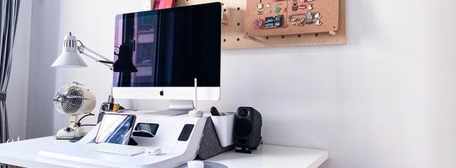 「體驗」坐站智能記錄,收納簡潔方便!這款工作站讓你遠離腰間盤突出!