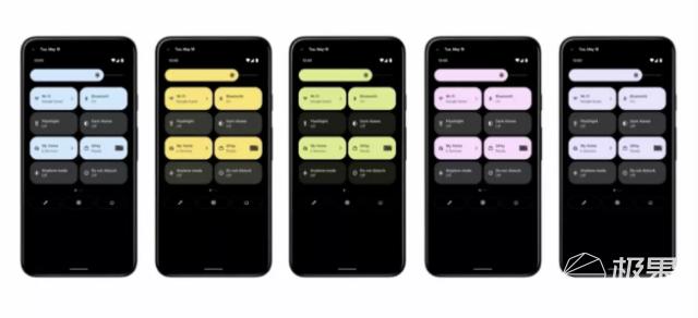 Android12下月就到!設計、功能全面升級...首批適配名單出爐