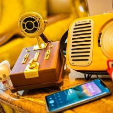 復古雅致的好聲音:巫喀秋莎桌面HiFi音響體驗