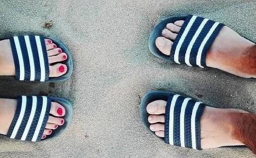 讓貝克漢姆都癡迷的運動涼鞋,夏天有它還穿什么椰子AJ