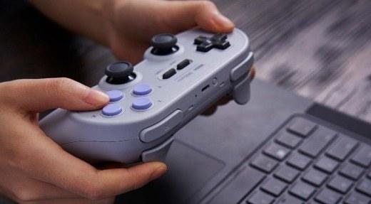 「新東西」手柄砸了想換新?八位堂推出Switch用手柄Sn30 Pro+