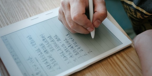 書寫流暢似紙質,錄音轉寫秒記錄:這筆記本讓工作、學習更高效~