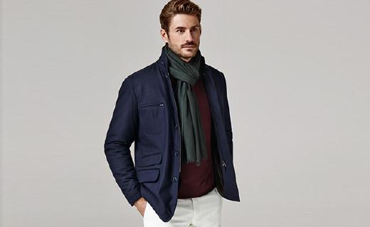 價格上萬的羊毛圍巾,超級舒適,戴上就不想摘~