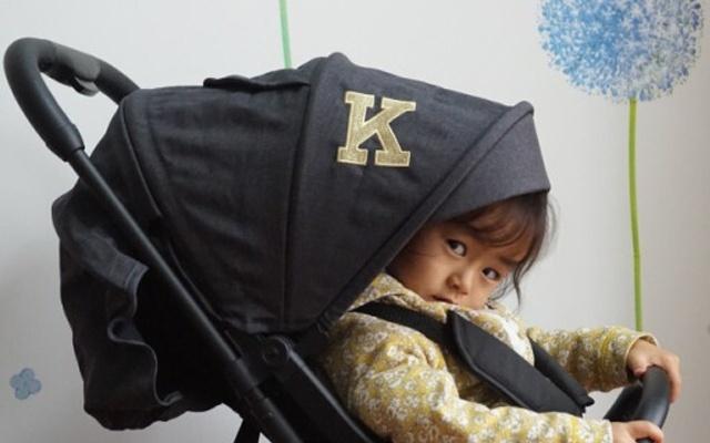 拖著拉桿箱逛街?Kiwy依娜帶你認識不一樣的兒童小推車