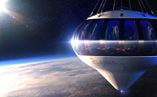 美國一初創公司計劃使用高空氣球進行太空旅行,預計2021年試飛
