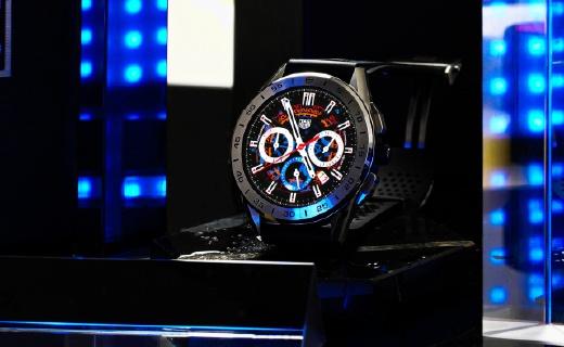 LV進軍智能穿戴!智能手表搭配安卓系統,泰格豪雅智能腕表評測
