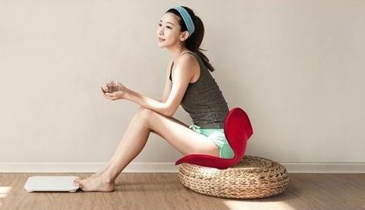 MTG脊椎护腰坐垫:坐着调节身姿,稳定固型塑造优美曲线