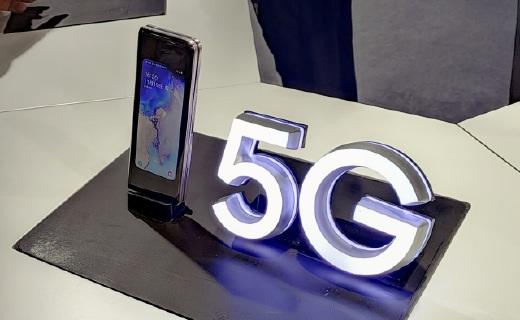 三星W20 5G现场上手图赏:菱角更分明,风格更硬朗的5G商务手机