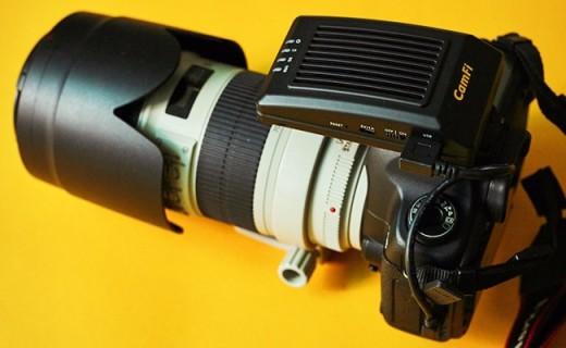 卡菲Plus无线图传,相机从此告别线缆