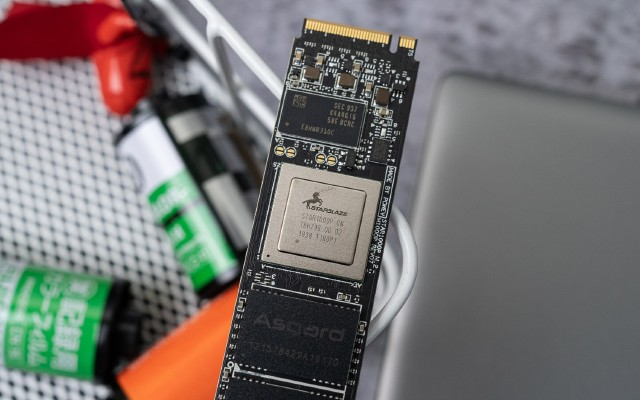 國產發力,憶芯主控|阿斯加特AN3+ NVMe固態硬盤體驗
